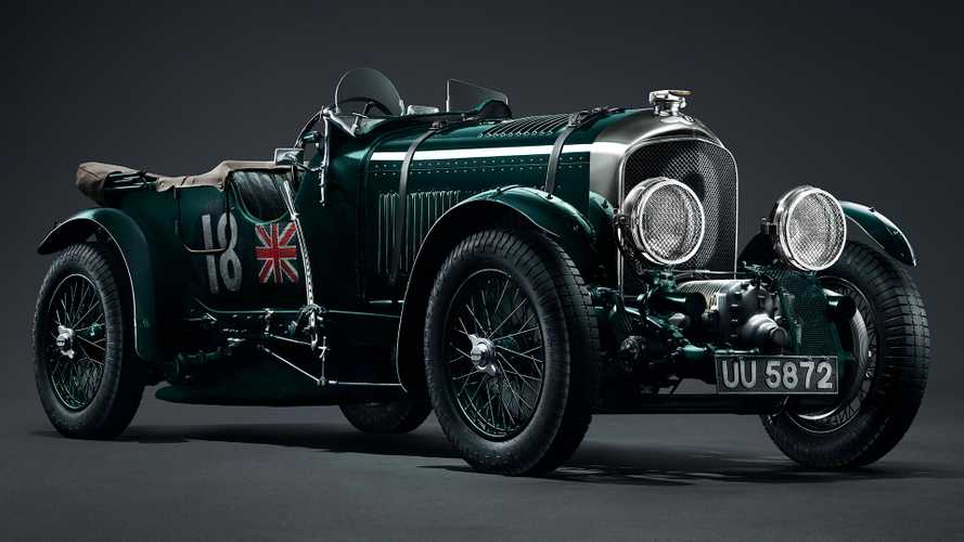 Bentley Blower 4½ litres suralimentée de 1929