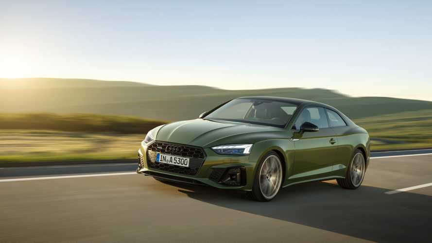 Audi présente le restylage de son A5