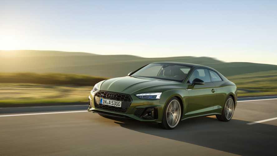 2020 Audi A5, S5 lineup facelift