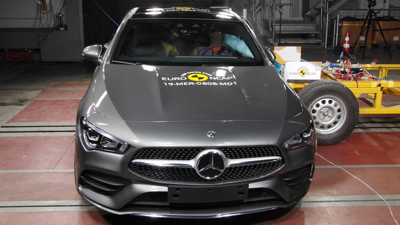 Euro NCAP, 5 stars for seven