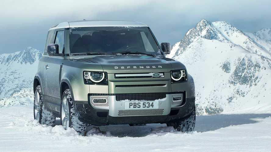 Nuevo Land Rover Defender 90, tradición y modernidad