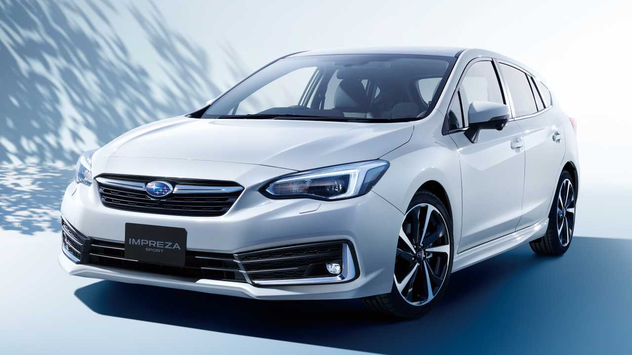 Subaru New Cars