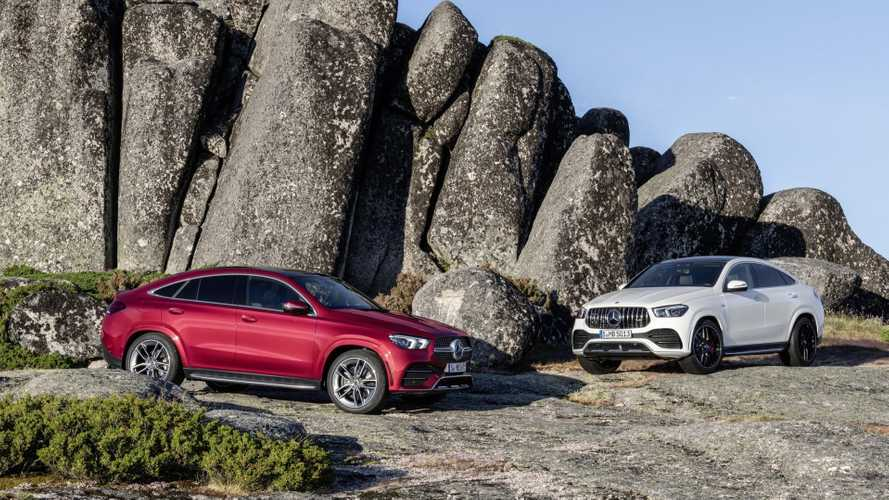 Mercedes-Benz Introduces GLE Coupé: PHEV Version To Follow