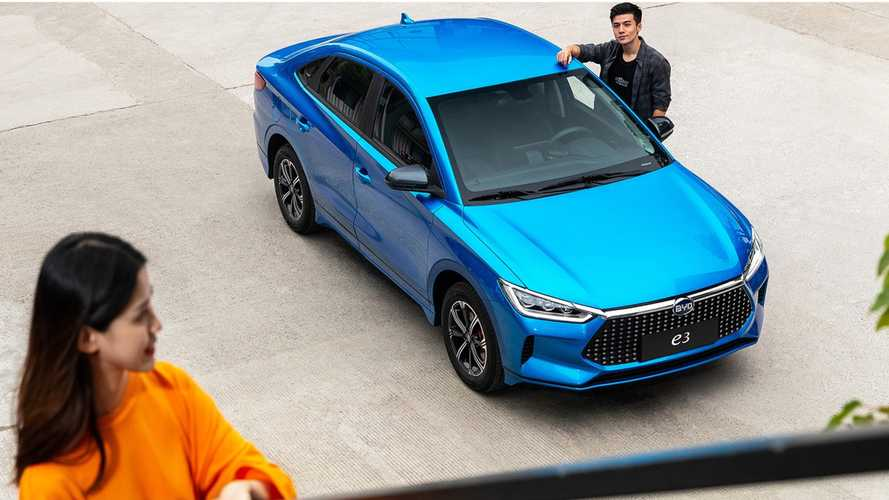 China Abandons Plan To Lower EV Subsidies Again In 2020