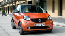 Smart Fortwo 2014 и Smart Fortwo 2019