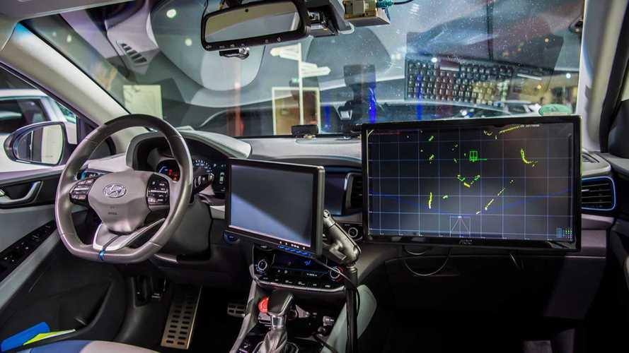 Hyundai erprobt autonomes Fahren jetzt auch in Europa