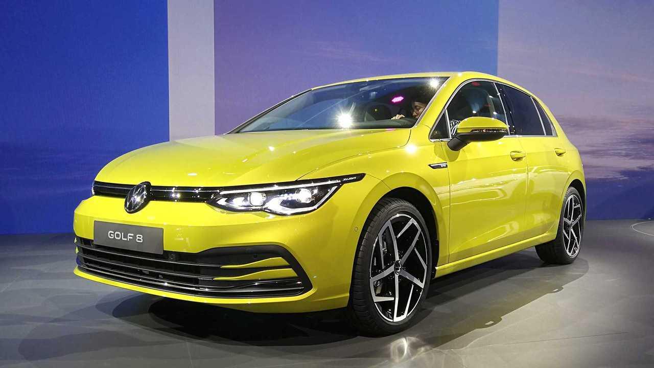 Volkswagen Golf 8 - Live in Wolfsburg