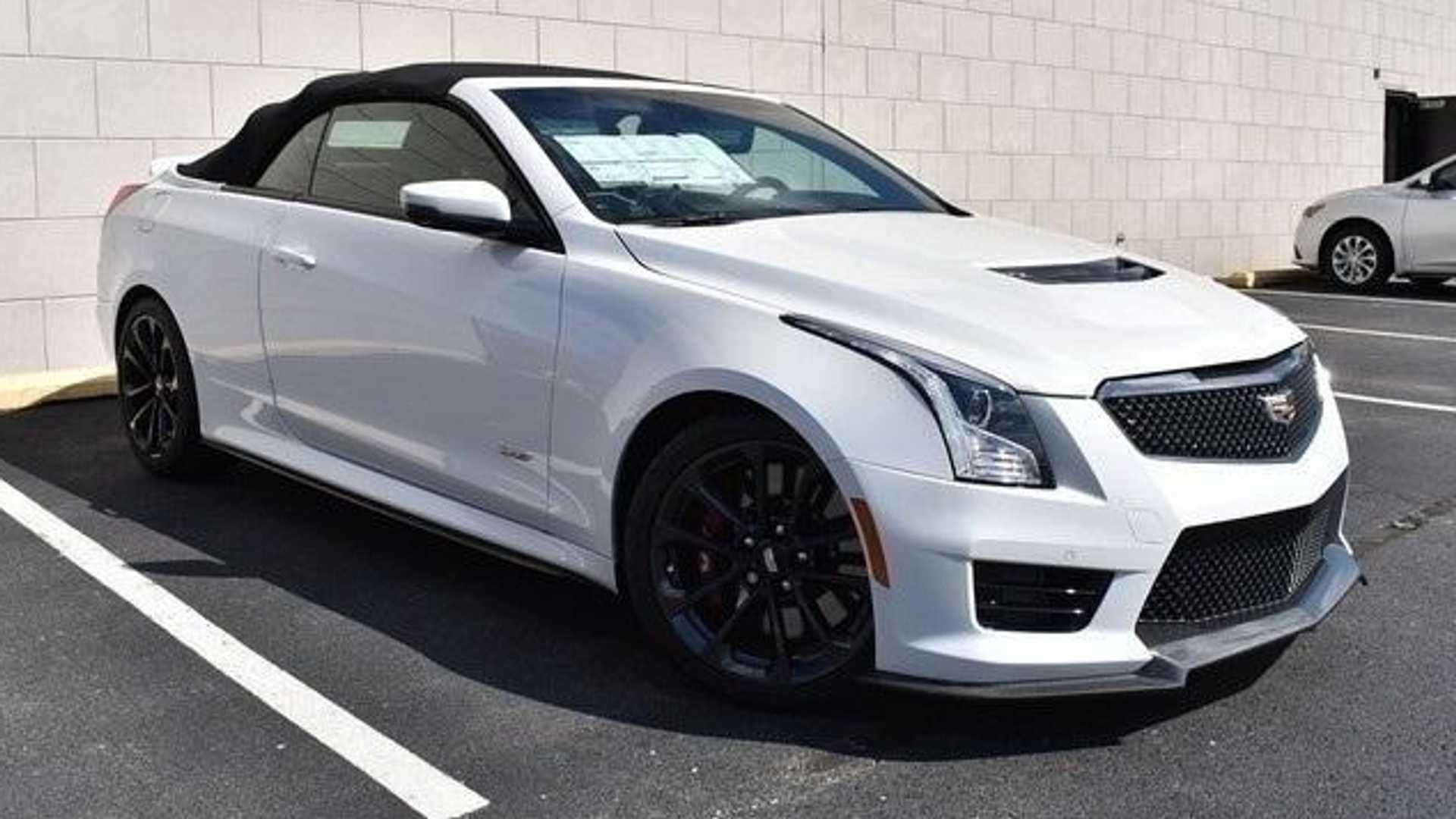 2021 Cadillac Cts V Coupe Configurations