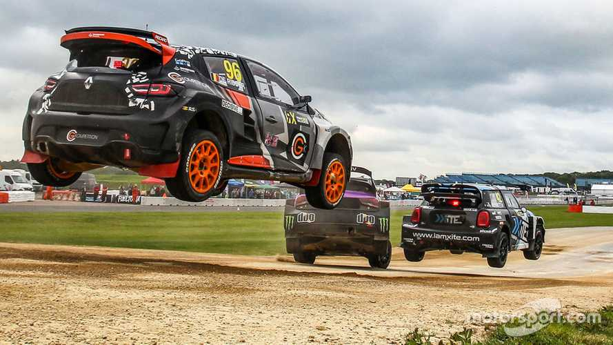 Silverstone dropped from 2020 World RX calendar
