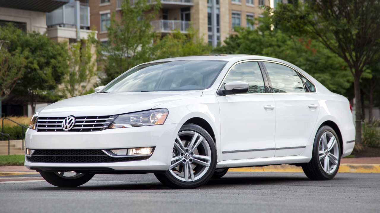 15. Volkswagen Passat