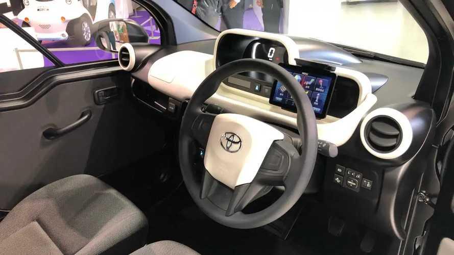 Toyota BEV - Carro 100% elétrico