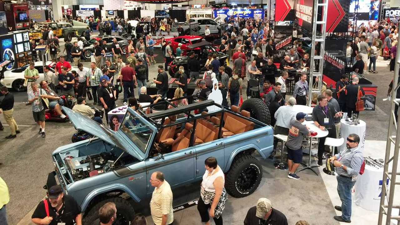SEMA Official Weighs In On What To Expect At 2019 Show