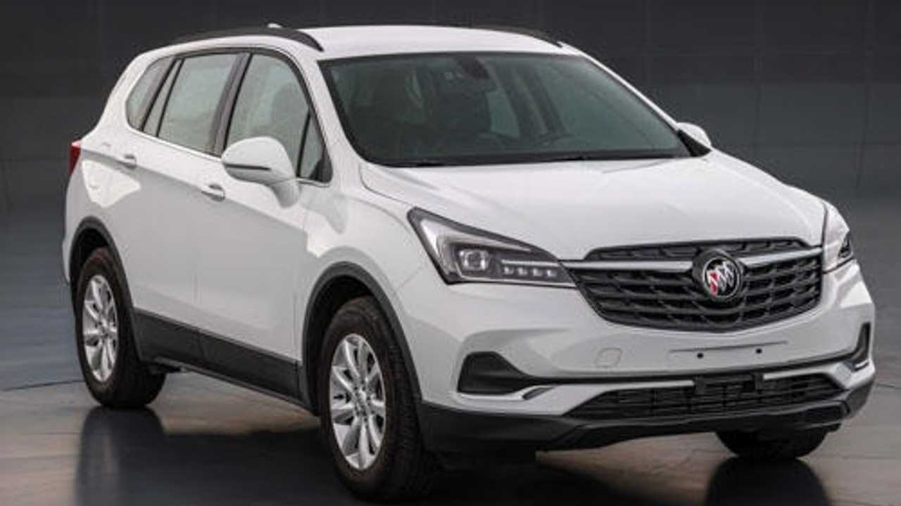 2020 Buick Envision for China