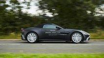 Aston Martin Vantage Roadster, le foto del prototipo