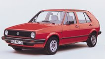 Volkswagen Golf 2. Generation