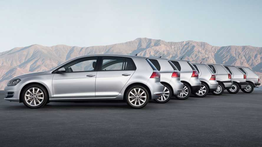 Volkswagen Golf, la classifica delle vendite di tutte le generazioni