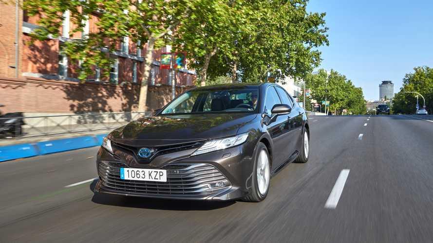 Toyota Camry Hybrid 200H 2019, bienvenido a España (primera prueba)