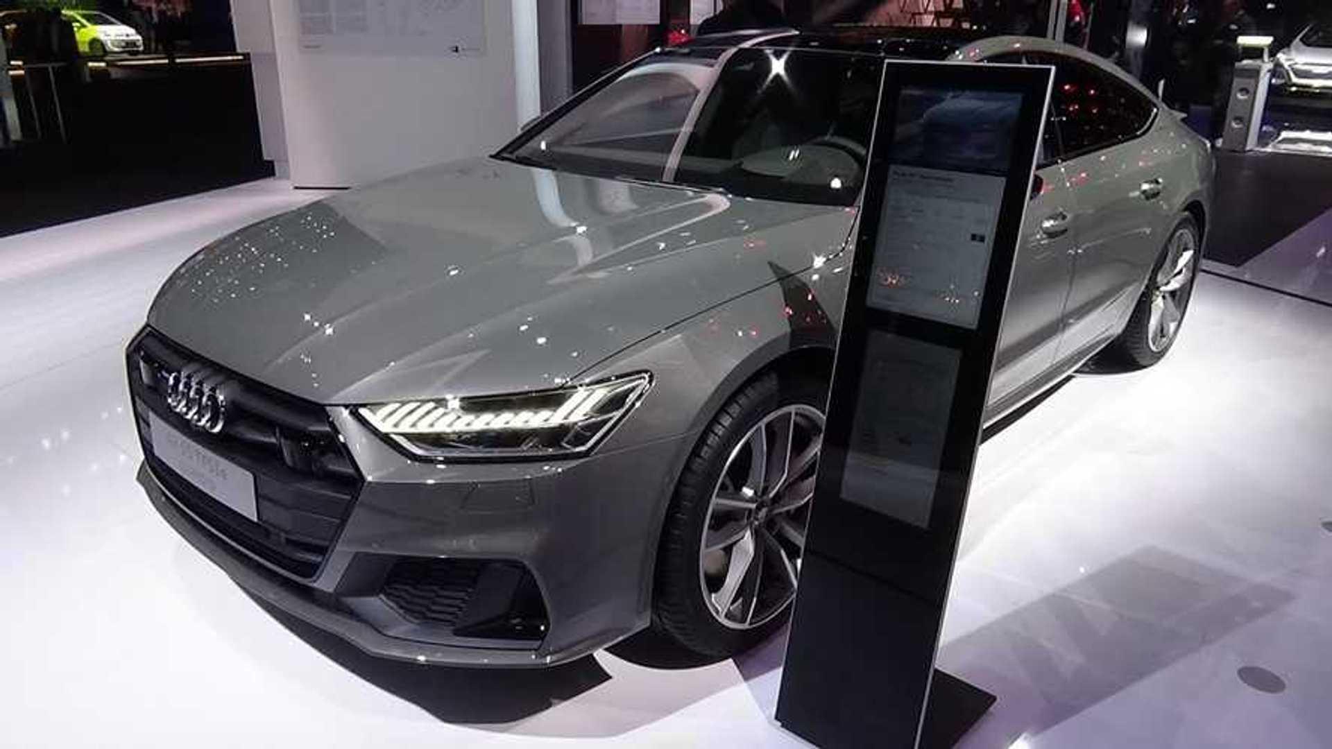 Audi A14 Sportback 14 TFSI e quattro At IAA: Specs, Video, Price | minimum price of audi car