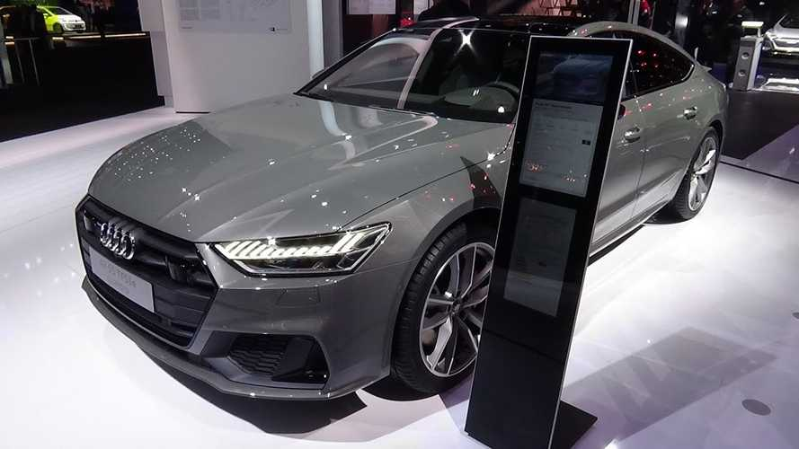 Audi A7 Sportback 55 TFSI e quattro At IAA: Specs, Video, Price