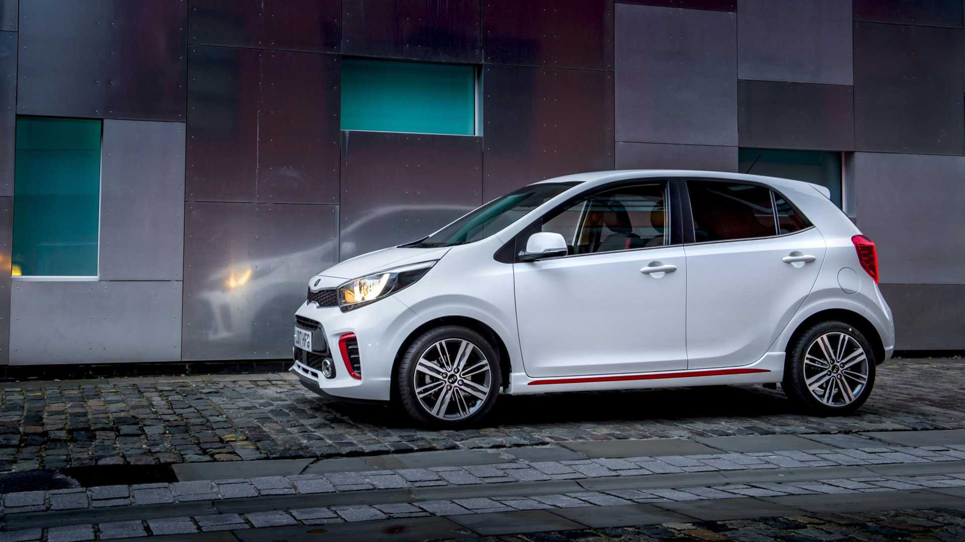 Kia Picanto Will Be Offered As Small, Affordable Electric ...