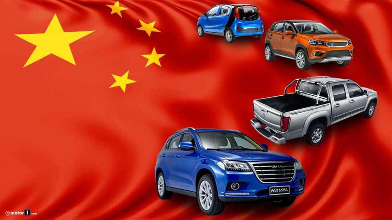 Auto cinesi in Italia