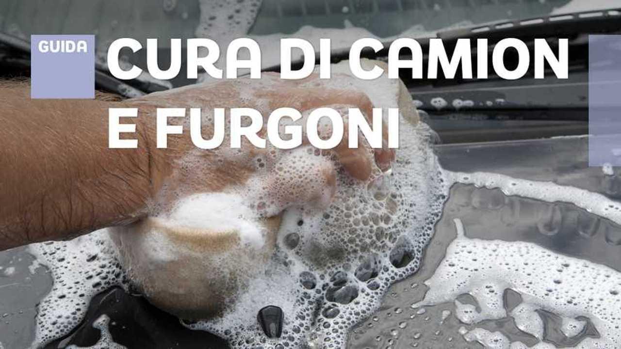 [cover] Cura di Camion e Furgoni