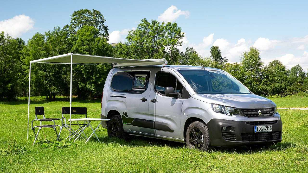 Peugeot Partner Alpin Camper
