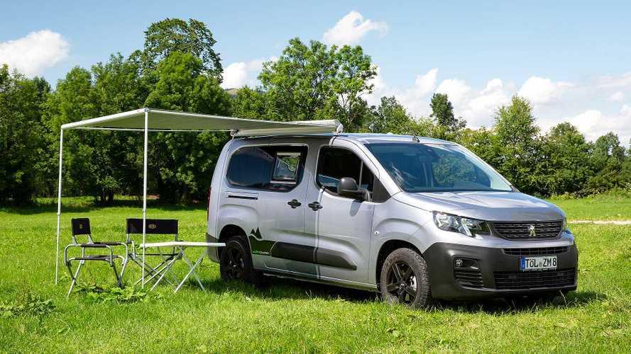 Peugeot Partner Alpin Camper - L'évasion en Partner