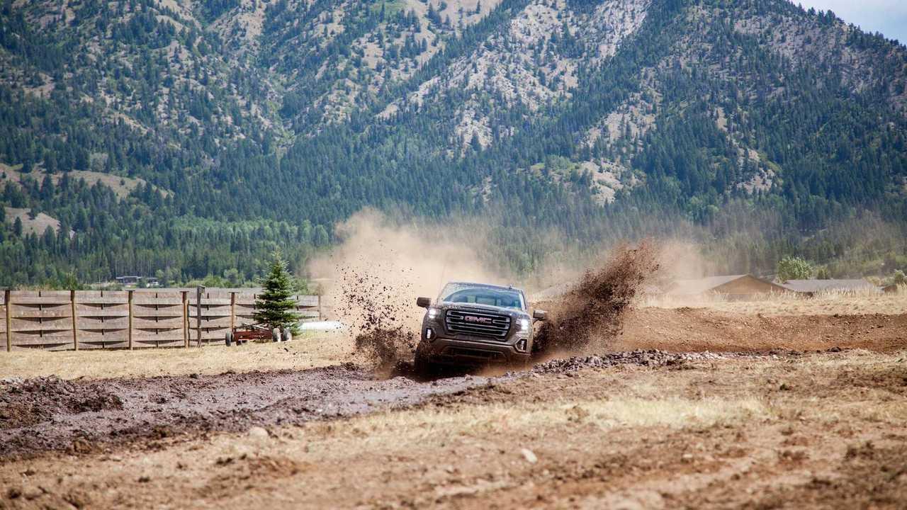 2020 GMC Sierra 1500 AT4 Diesel First Drive: Off-Road Rich
