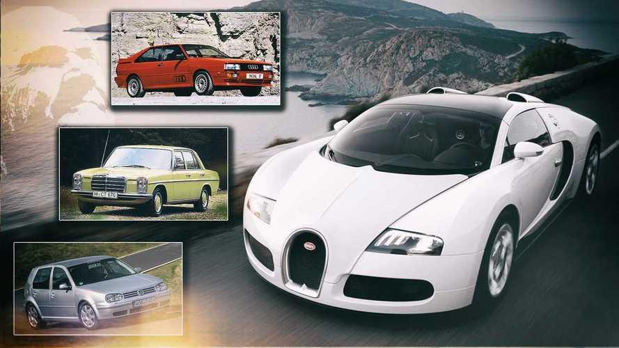 Galería de fotos: los mejores coches de Ferdinand Piëch