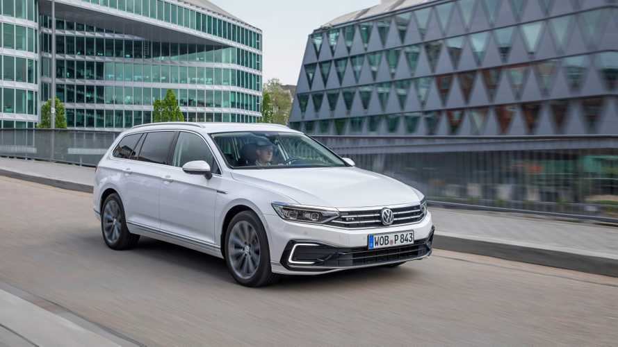 New Volkswagen Passat GTE Now Available To Order In Europe