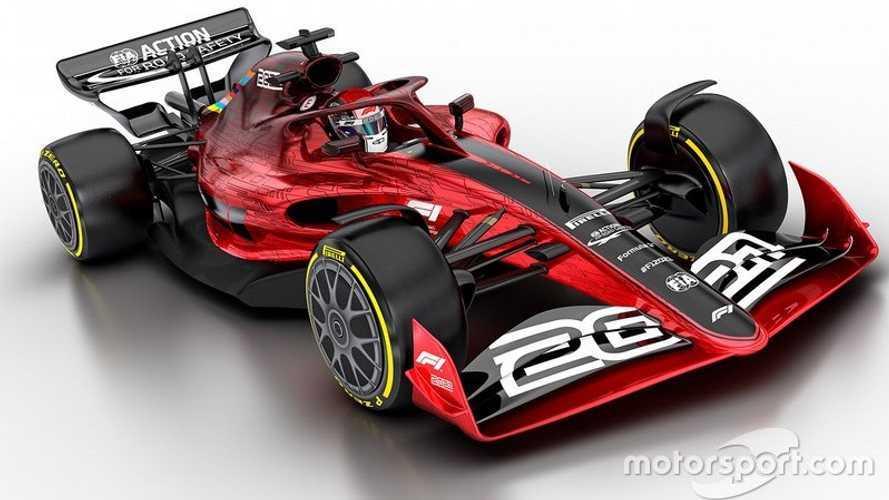 ¡Aprobadas las reglas de 2021! Así serán los coches de F1