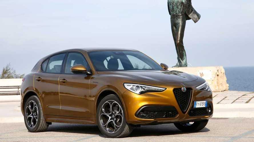 Alfa Romeo Stelvio, prezzi ed equipaggiamenti del restyling