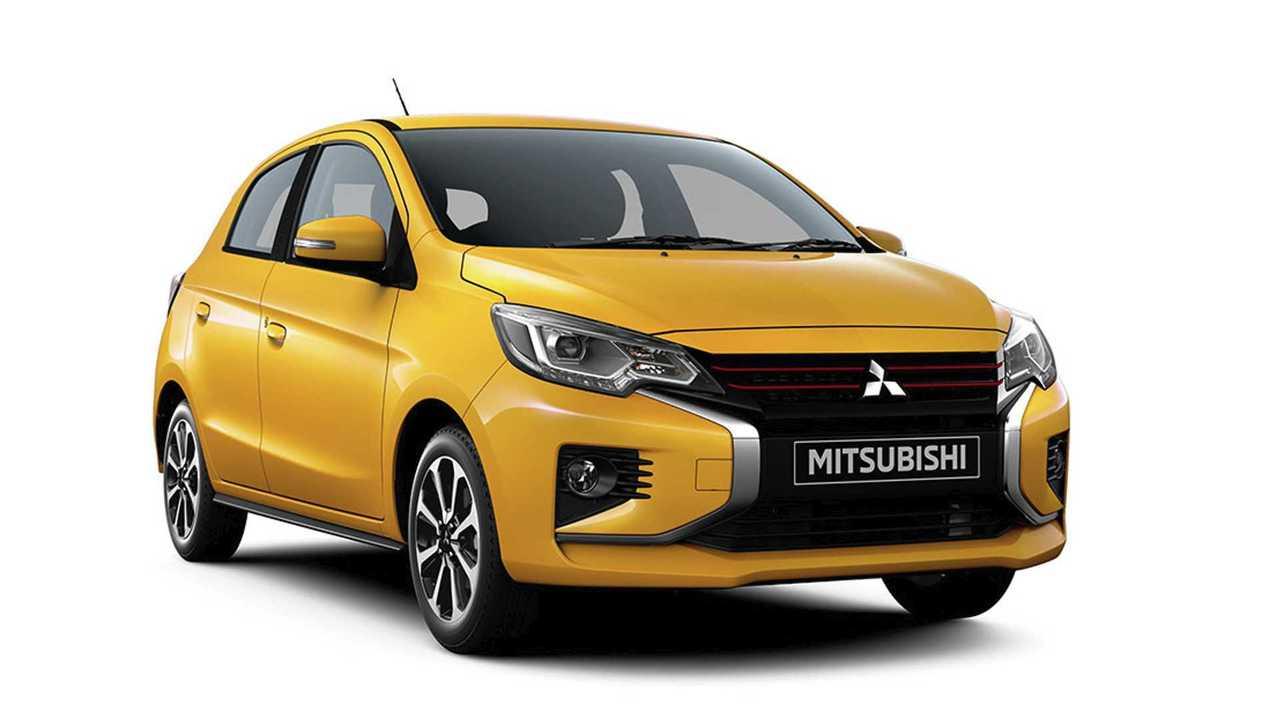 Mitsubishi Mirage / Attrage (2020)