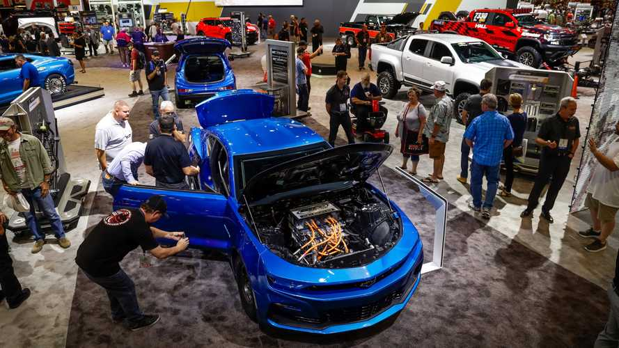 Chevy Could Struggle At SEMA Because Of UAW Strike [UPDATE]