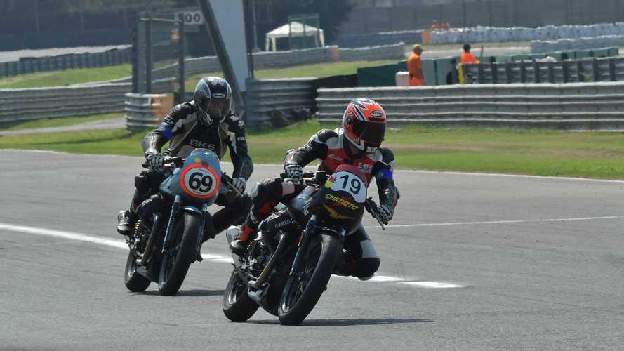 Moto Guzzi Fast Endurance: il gran finale a Misano