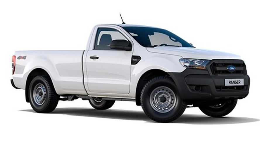 Ford Ranger XL 2.2 2020 (cabine simples e dupla)