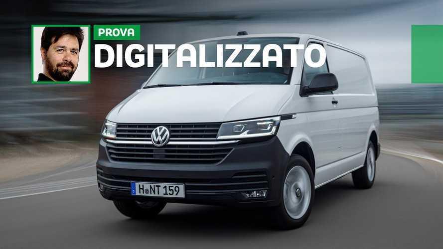 Volkswagen Transporter 6.1, un passo nel futuro