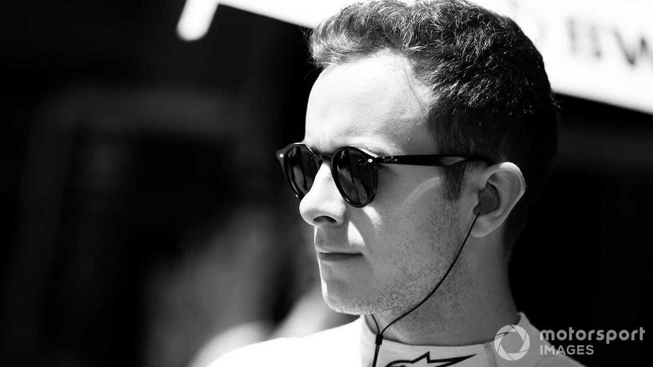 Anthoine Hubert at Formula 2 Spa Francorchamps 2019