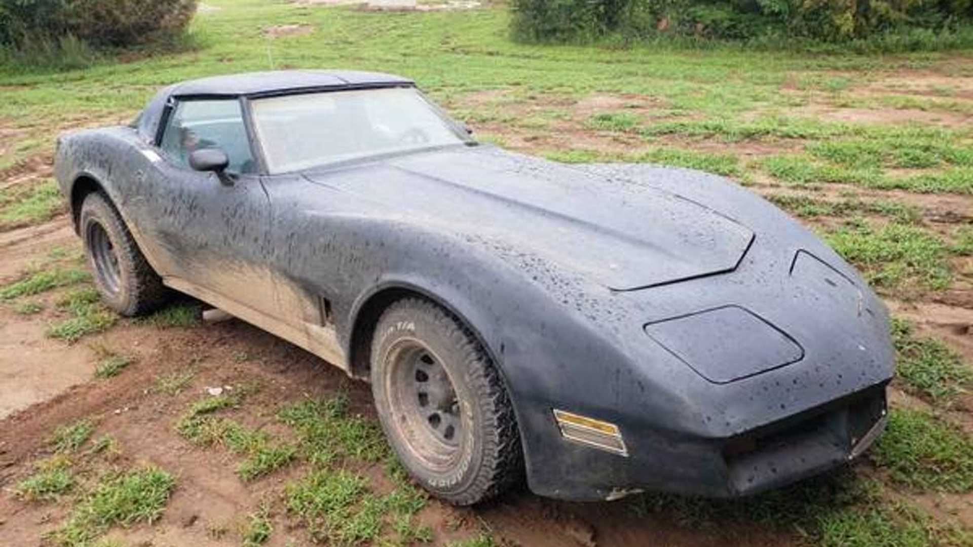 Own This Off-Road 1980 Chevy Corvette With A 6 2L Diesel