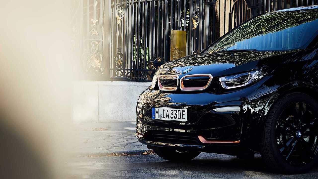 BMW i3s RoadStyle