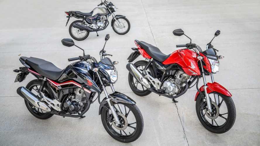Honda CG 160 linha 2020: veja novidades e preços
