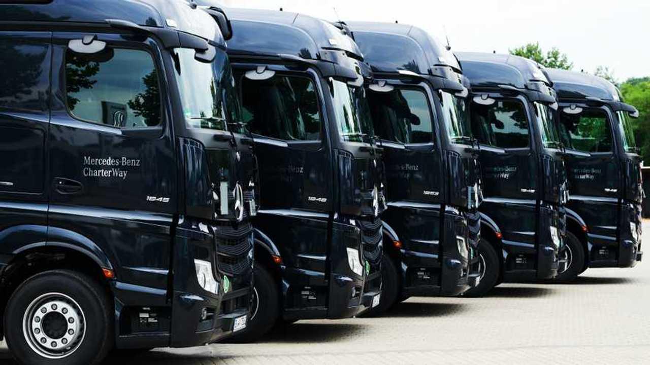 Rent & Buy Mercedes-Benz CharterWay