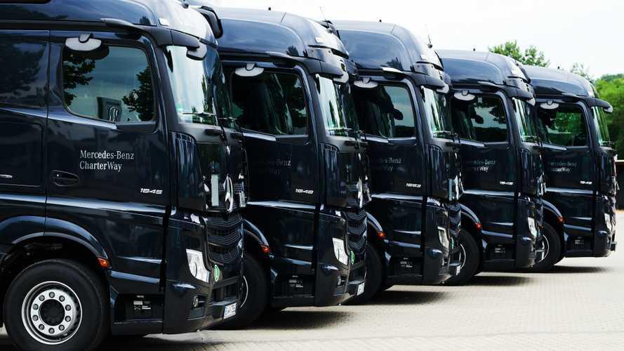Noleggio Camion ecco Rent & Buy di Mercedes-Benz CharterWay