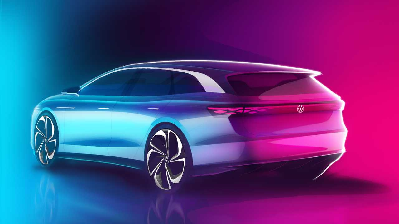 Volkswagen I.D. Space Vizzion tanulmány