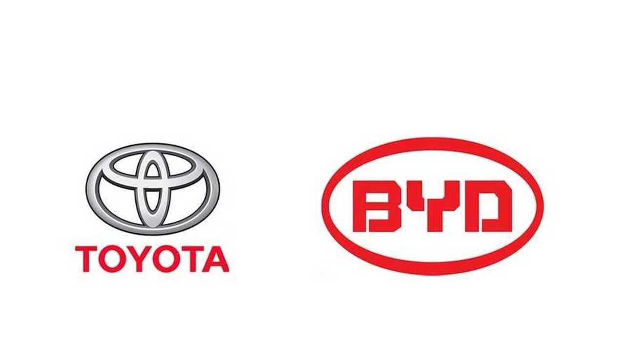 Toyota Byd