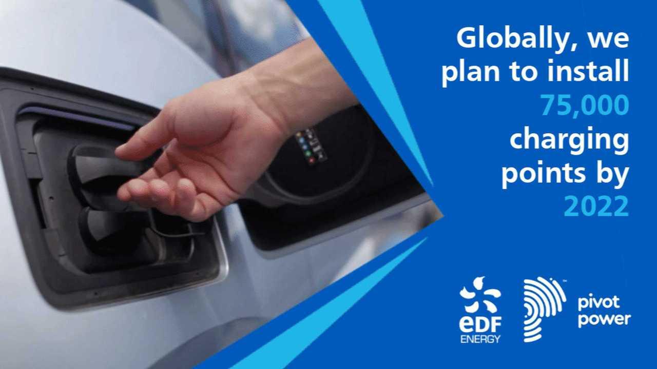 EDF Group Pivot Power charging plan