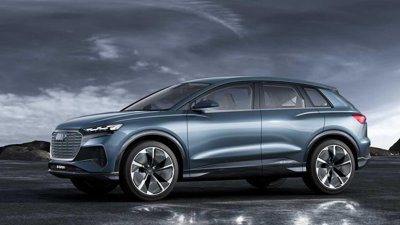 Elektromos autók az Auditól