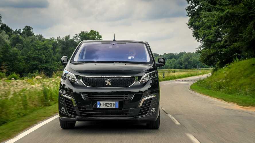 Peugeot Traveller, cambio automatico anche sul 120 CV