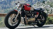 Tamarit Motorcycles Triumph Thruxton 900 Stalker